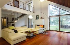 Дизайн гостиной в частном доме: советы специалиста