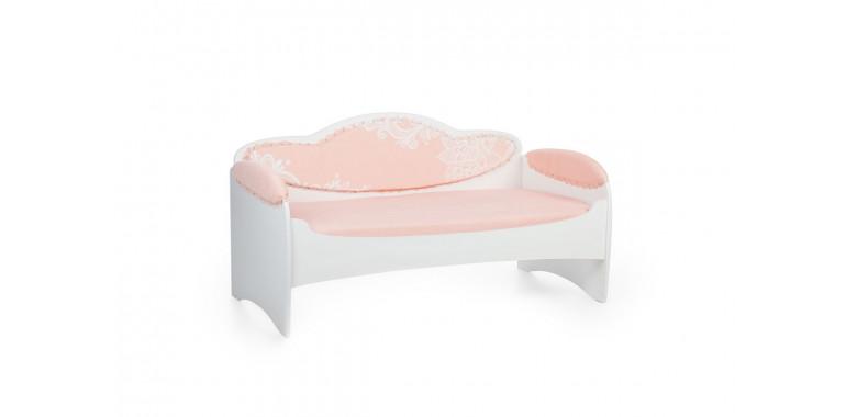 Детский диван-кровать Mia персик