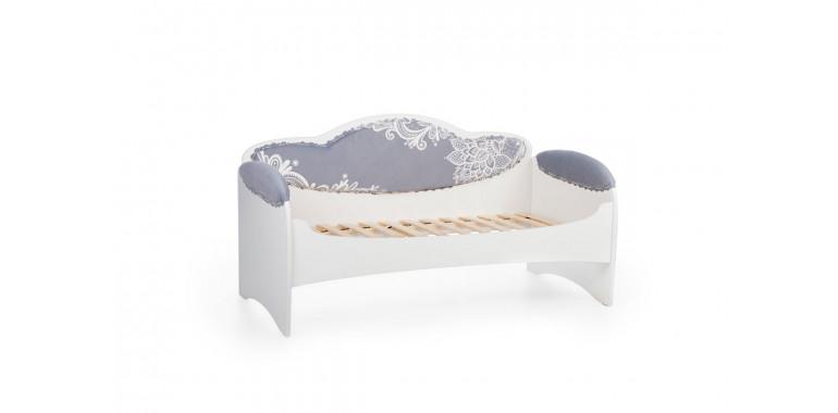 Детский диван-кровать Mia шиншилла