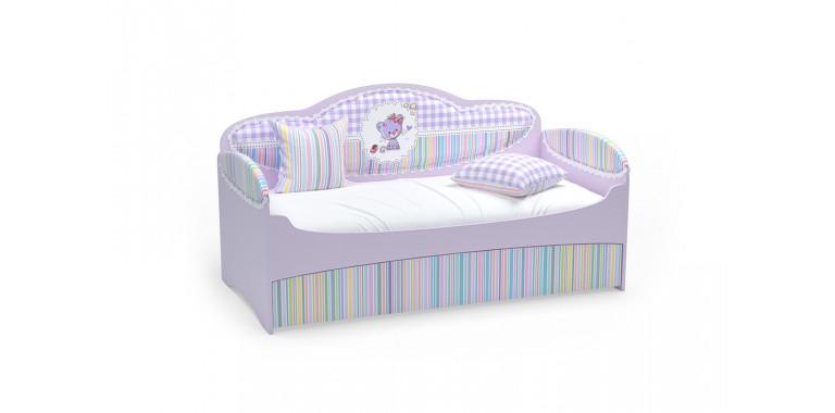 Детский диван-кровать Mia сирень
