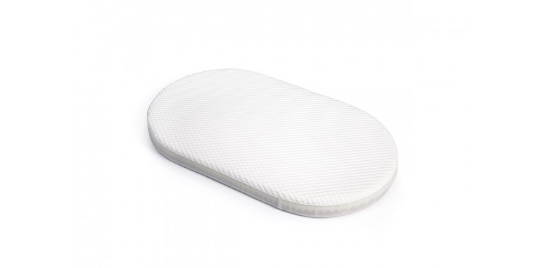 Овальный матрас ПРЕМИУМ для кроваток Sleepy беспружинный