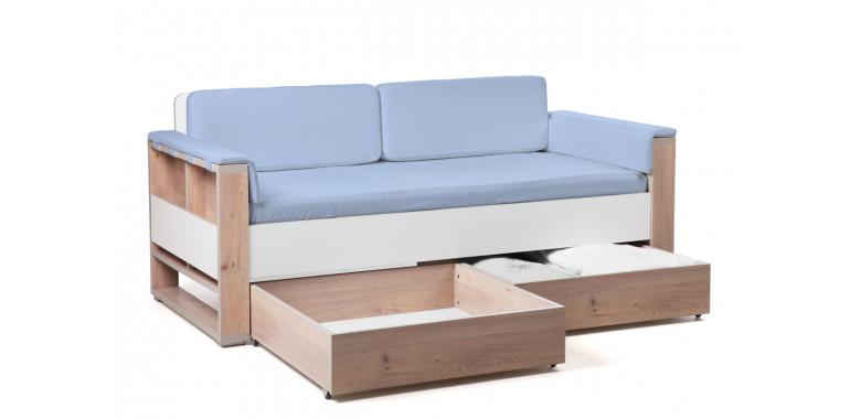 Детский диван-кровать Level серенити