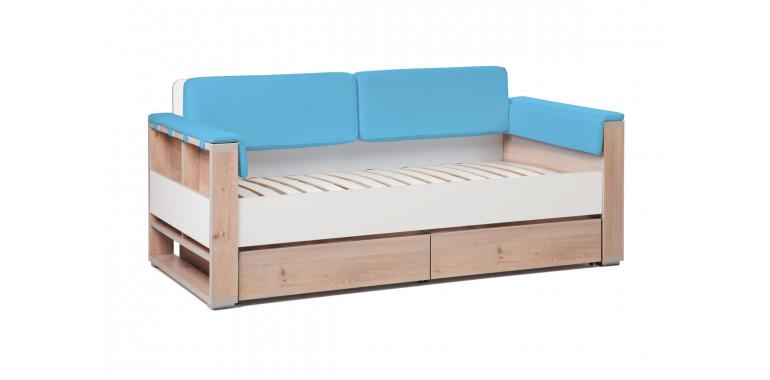 Детский диван-кровать Level топаз