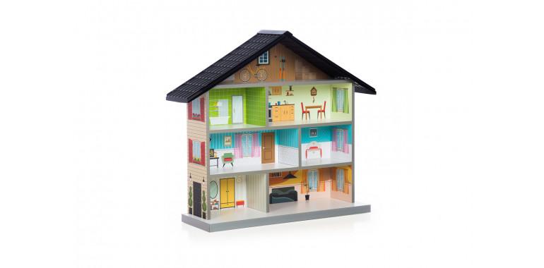 Кукольный домик Mimi черный