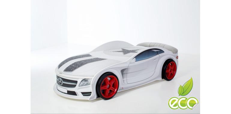 Объемные пластиковые колеса для Light красные