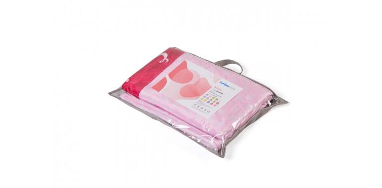 Плед Koloro Personal розовый