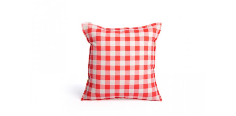 Подушка декоративная Mia красная