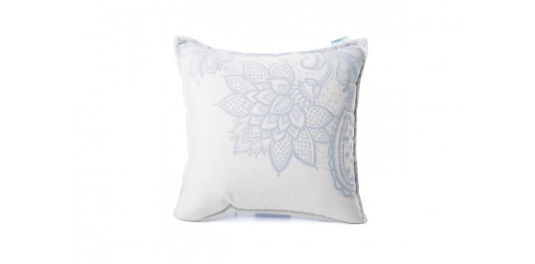 Подушка декоративная Mia аквамарин