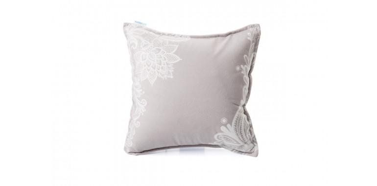 Подушка декоративная Mia какао