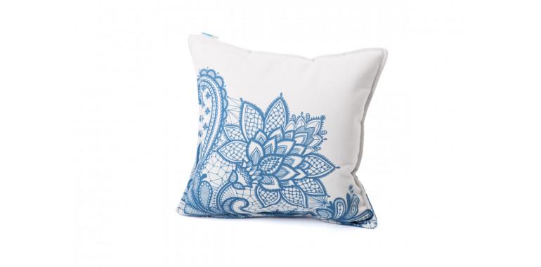 Подушка декоративная Mia лагуна