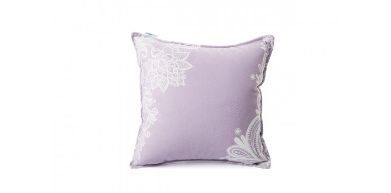 Подушка декоративная Mia лаванда