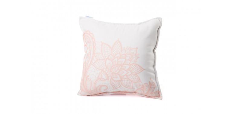 Подушка декоративная Mia персик