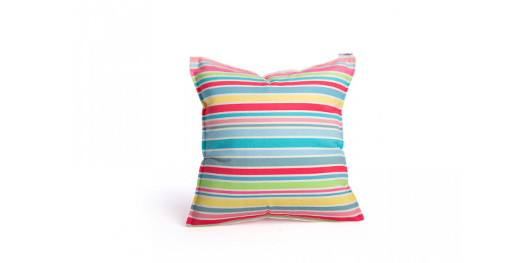 Подушка декоративная Mia розовая