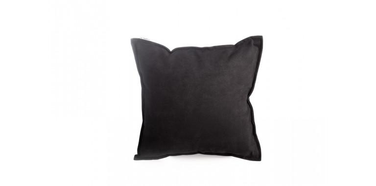 Подушка 35*35 Mono черная