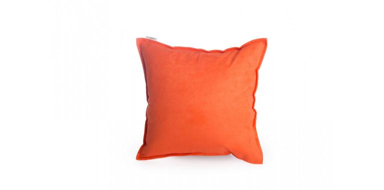 Подушка 35*35 Mono красная