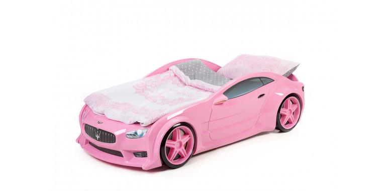 Комплект постельного белья поплин для серии Evo и Mia малая розовый