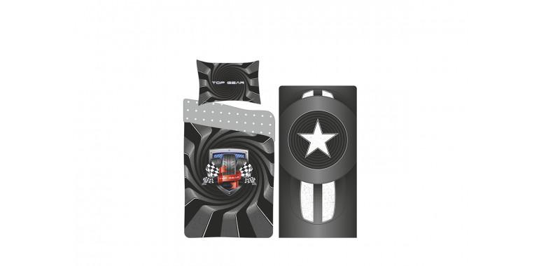 Комплект постельного белья поплин для серии Light черный