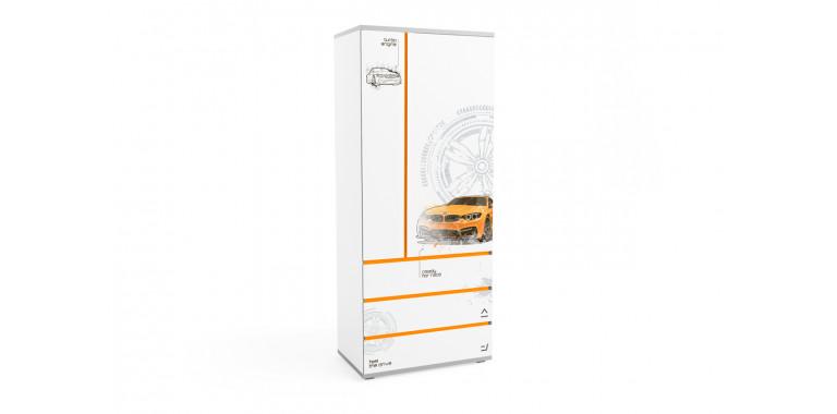 Шкаф Q-bix 33 БМВ манго