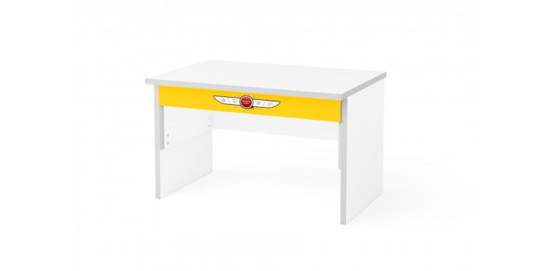 Растущий стол Q-bix 01 желтый