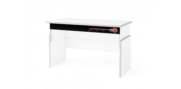 Растущий стол Q-bix 02 черный