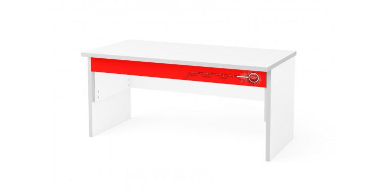 Растущий стол Q-bix 02 красный