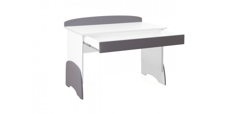Растущий стол U-nix графит