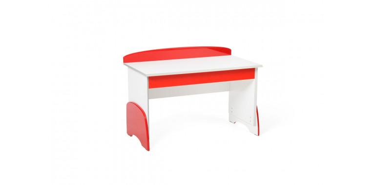Растущий стол U-nix красный