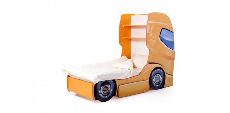 """Кровать-грузовик """"Скания+1"""""""