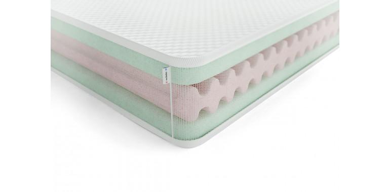 Матрас ПРЕМИУМ для кроваток серий Light и Light PLUS 160х70 беспружинный