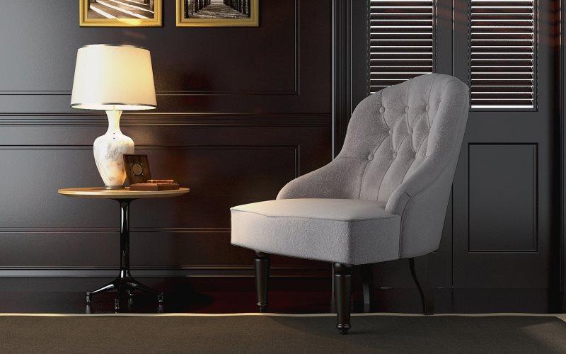 Кресла мягкие в интерьере