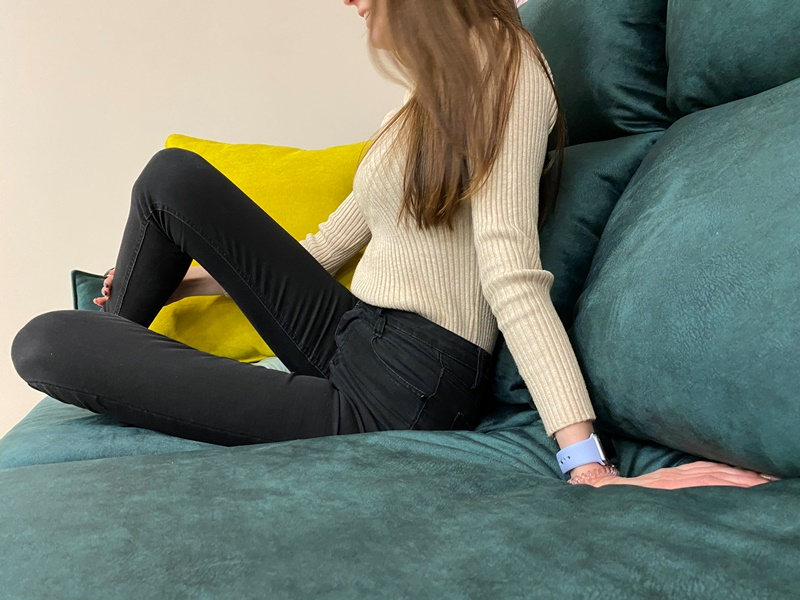 Простота форм и удобство диванов